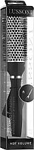 Szczotka do włosów, 33 mm - Lussoni Hot Volume Styling Brush 33 mm — фото N2