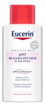 Kup Oczyszczający lotion do wrażliwej skóry ciała - Eucerin Sensitive Skin pH5 WashLotion