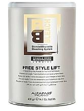 Kup Rozjaśniający puder do włosów - Alfaparf BB Bleach Blonde & Brunette Free Style Lift