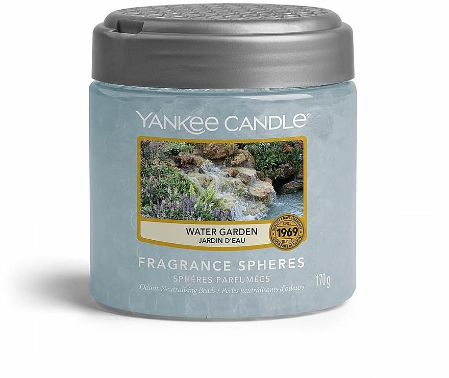 Perełki zapachowe - Yankee Candle Fragrance Spheres Water Garden — фото N1