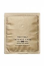 Kup Złota maseczka hydrożelowa z ekstraktem ze śluzu ślimaka - Tony Moly Intense Care Gold 24K Snail Hydro Gel Mask