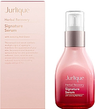 Kup Rewitalizujące serum odmładzające do twarzy - Jurlique Herbal Recovery Signature Serum