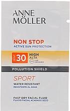 Kup Fluid do twarzy - Anne Moller Non Stop Twarzowy Fluid SPF30+ (tester)