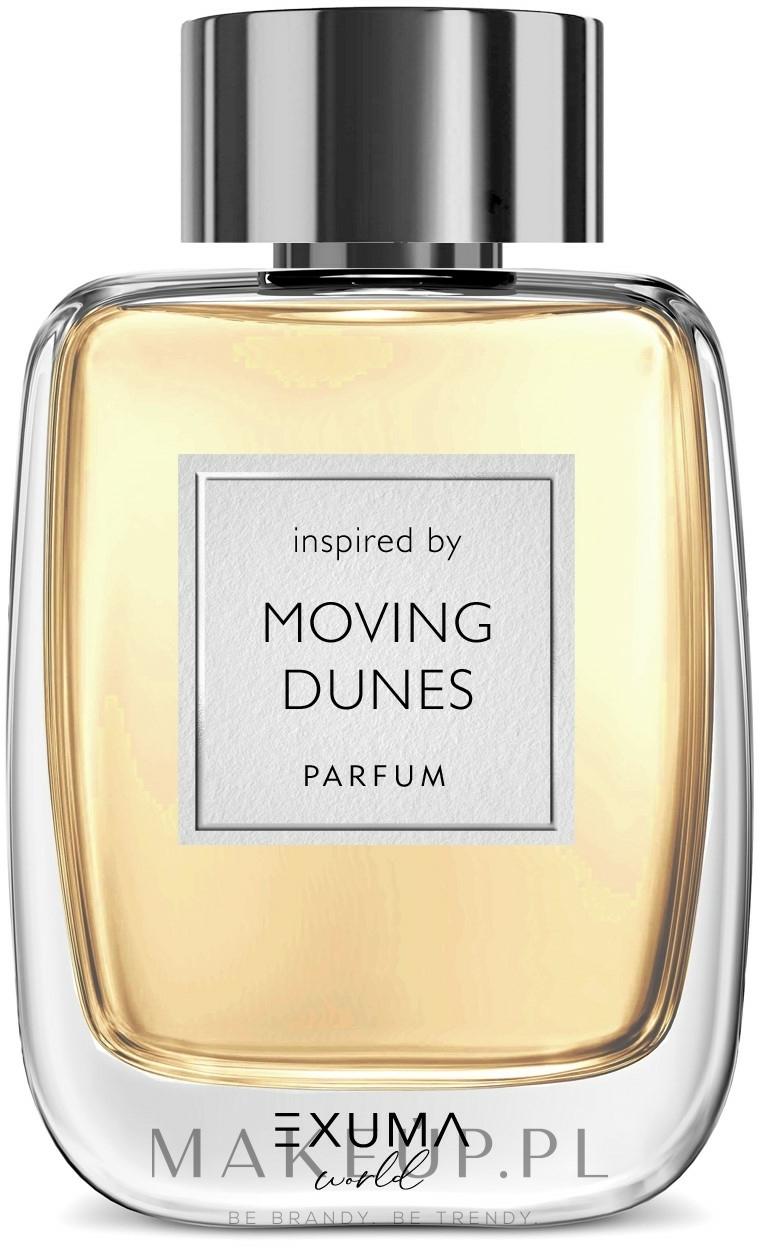 exuma moving dunes