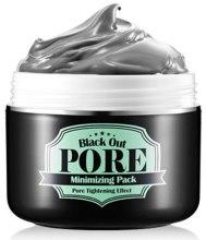 Kup Maska do twarzy zwężająca pory z węglem drzewnym - Secret Key Black Out Pore Minimizing Pack