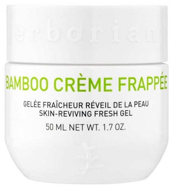 Żelowy krem nawilżający do twarzy - Erborian Bamboo Creme Frappee Fresh Hydrating Face Gel — фото N2