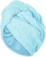 Kup Miętowy ręcznik-turban do włosów (68 x 26 cm) - Makeup