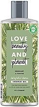 Kup Detoksykujący żel pod prysznic Rozmaryn i wetyweria - Love Beauty&Planet Delightful Detox Rosemary & Vetiver Shower Gel