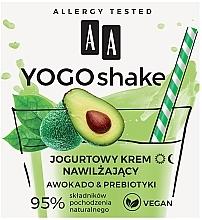 Kup Jogurtowy krem nawilżający Awokado i prebiotyki - AA Yogo Shake