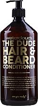 Odżywka do włosów i brody - Waterclouds The Dude Hair And Beard Conditioner — фото N2