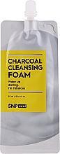 Kup Pianka do mycia twarzy z węglem drzewnym - SNP Mini Carcoal Cleansing Foam (próbka)