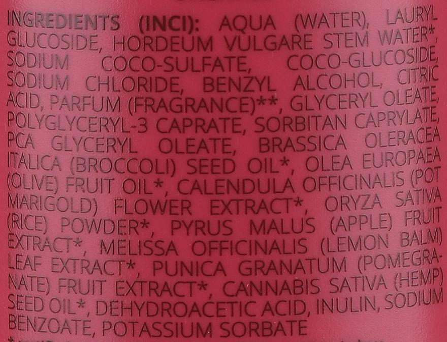 Szampon do włosów Brokuł i oliwka - GRN Rich Elements Broccoli & Olive Vitality Shampoo — фото N3