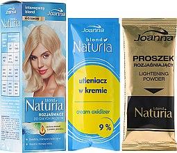 Kup Rozjaśniacz do całych włosów - Joanna Hair Naturia Blond