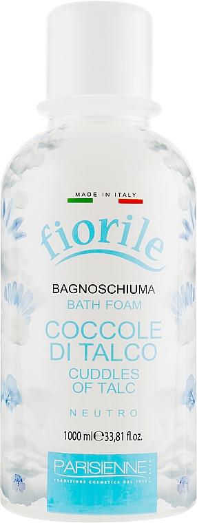 Płyn do kąpieli Talk - Parisienne Italia Fiorile Cuddles of Talc Bath Foam