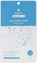 Kup Nawilżająca maseczka w płachcie do cery suchej - SesDerma Laboratories Beauty Treats Aqua Boost Mask