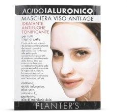 Kup Nawilżająca maska do twarzy z kwasem hialuronowym - Planter's Hyaluronic Acid Toning Anti-Ageing Moisturising Mask