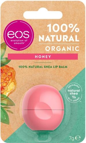 Naturalny balsam do ust Miód - EOS 100% Natural Organic Honey Lip Balm — фото N1
