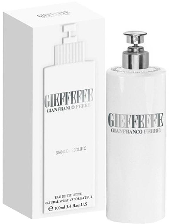 Gianfranco Ferre Gieffeffe Bianco Assoluto - Woda toaletowa  — фото N1