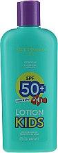 Kup Ochronny balsam przeciwsłoneczny dla dzieci - Mediterraneo Sun Kids Lotion Swim & Play Protetor Solar SPF50