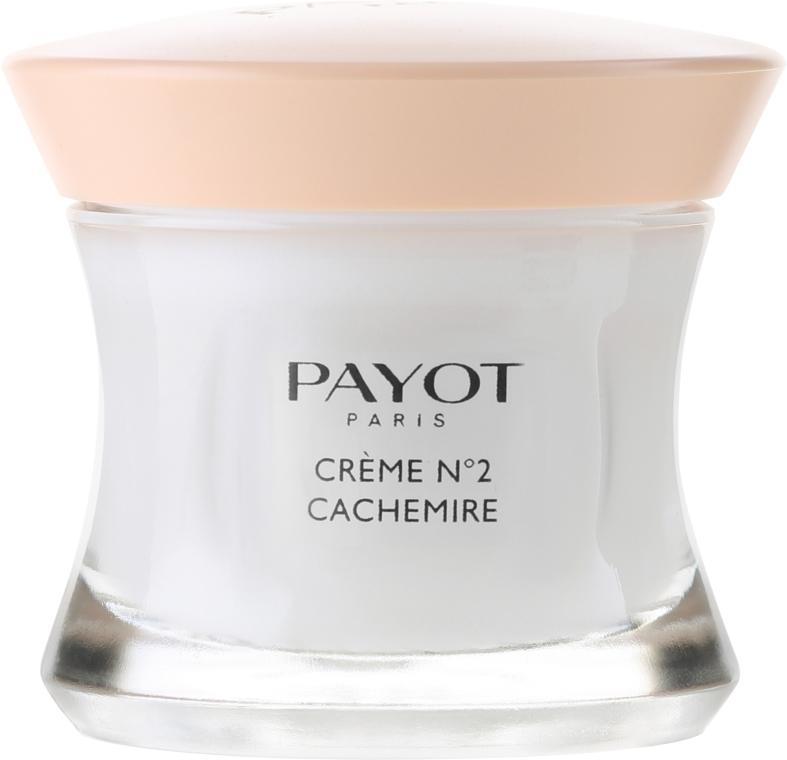 Kojący preparat zmniejszający stres i zaczerwienienie skóry - Payot Crème N°2 Cachemire CC Anti-Redness Anti-Stress Soothing Rich Care — фото N2