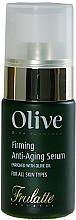 Kup PRZECENA! Ujędrniające serum do twarzy - Frulatte Olive Firming Anti-Aging Serum *