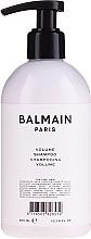 Kup Szampon dodający włosom objętości - Balmain Paris Hair Couture Volume Shampoo