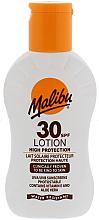 Kup Mleczko przeciwsłoneczne - Malibu Lotion SPF30