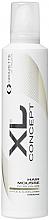 Kup PRZECENA! Pianka zwiększająca objętość włosów Jabłko i słonecznik - Grazette XL Concept Hair Mousse Extra Volume *