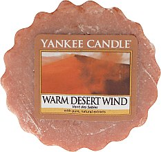 Kup Wosk zapachowy - Yankee Candle Warm Desert Wind Tart Wax Melt