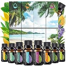 Kup Zestaw olejków eterycznych - O'linear Essential Oils Set