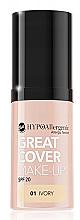 Kup Hipoalergiczny podkład do twarzy - Bell Hypoallergenic Great Cover Make-up Spf 20