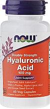Kup Kwas hialuronowy - Now Foods Hyaluronic Acid
