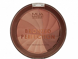 Kup Puder bronzujący - MUA Bronzed Perfection Multi Bronzing Powder