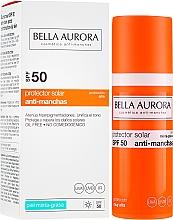 Kup Przeciwsłoneczny krem do cery tłustej SPF 50+ - Bella Aurora Sunscreen Gel Oily Skin