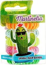 Kup Gumki do włosów, Kaktus, 5 szt. - Martinelia