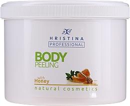 Kup Peeling do ciała z miodem - Hristina Professional Honey Body Peeling