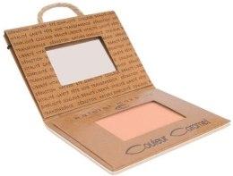 Słoneczny puder do twarzy - Couleur Caramel Sun Powder — фото N2