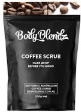 Kup Kawowy peeling do ciała - Body Blendz Coffee Scrub