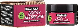 Kup Naturalny przeciwzmarszczkowy krem do twarzy - Beauty Jar Beauty Before Age Youth Preserve Face Cream