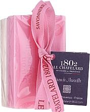Kup Zestaw - Le Chatelard 1802 Rose & Jasmine (soap/100g + soap/100g)