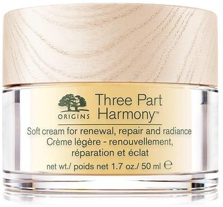 Rewitalizujący krem do twarzy - Origins Three Part Harmony Soft Cream — фото N1