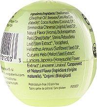 Wygładzający balsam do ust Wiciokrzew - EOS Organic Honeysuckle HD Smooth Sphere Lip Balm — фото N2