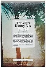 Kup Zestaw - Waterclouds Travelers Beauty Box Volume (h/spray/70ml + h/cond/70ml + h/sh/70ml)