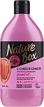 Kup Odżywka do włosów z olejem ze słodkich migdałów - Nature Box Almond Oil Conditioner