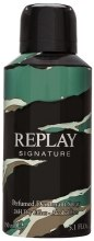 Kup Replay Signature For Men Replay - Perfumowany dezodorant w sprayu