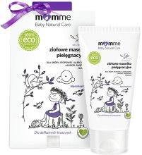 Kup Ziołowe masełko pielęgnacyjne dla dzieci - Momme Baby Natural Care