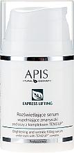 Kup Rozświetlające serum wypełniające zmarszczki pod oczy z kompleksem Tens'Up - APIS Professional Express Lifting