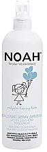 Kup Odżywka w sprayu do włosów dla dzieci - Noah Kids Spray conditioner milk & sugar detangling