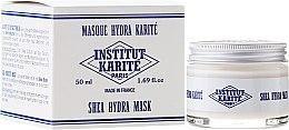 Kup Nawilżająca maseczka do twarzy z masłem shea - Institut Karité Ultra-Rich Cream Mask
