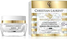 Kup Skoncentrowany krem redukujący zmarszczki 50+ - Christian Laurent Botulin Revolution Concentrated Dermo Cream-Filler 50+
